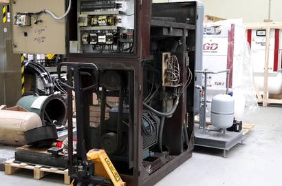 servis kompresoru Tamrotor