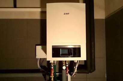 vnitřní jednotka IVT AIR X bez zásobníku TV