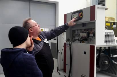 Servis kompresora GD